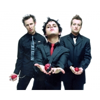 Green Day фотографии на рабочий стол