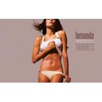 Fernanda Tavares красивые обои на рабочий стол