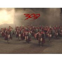 300 спартанцев обои (2 шт.)