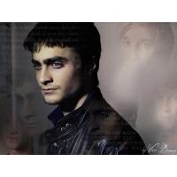 Daniel Radcliffe обои для большого рабочего стола и картинки