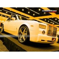 Rolls Royce Phantom обои (2 шт.)