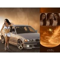 BMW обои (2 шт.)