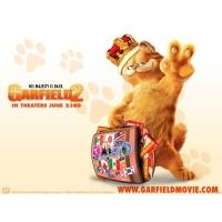 Garfield обои (3 шт.)