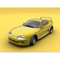 Toyota Supra обои (10 шт.)