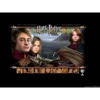 Harry Potter and the Goblet of Fire новейшие обои