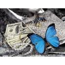 Бабочка Амулет