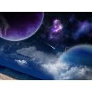 Звездное небо взгляд из космоса - картинки и заставки на рабочий стол, тема - космос