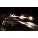 Ночная дорога, фотообои для рабочего стола и картинки