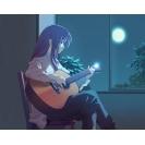 Аниме девушка с гитарой - картинки и обои скачать бесплатно на рабочий стол