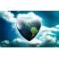 (1000х1050, 1044 Kb) Земля-сердце / Earth Heart картинки, широкоформатные обои и большие картинки
