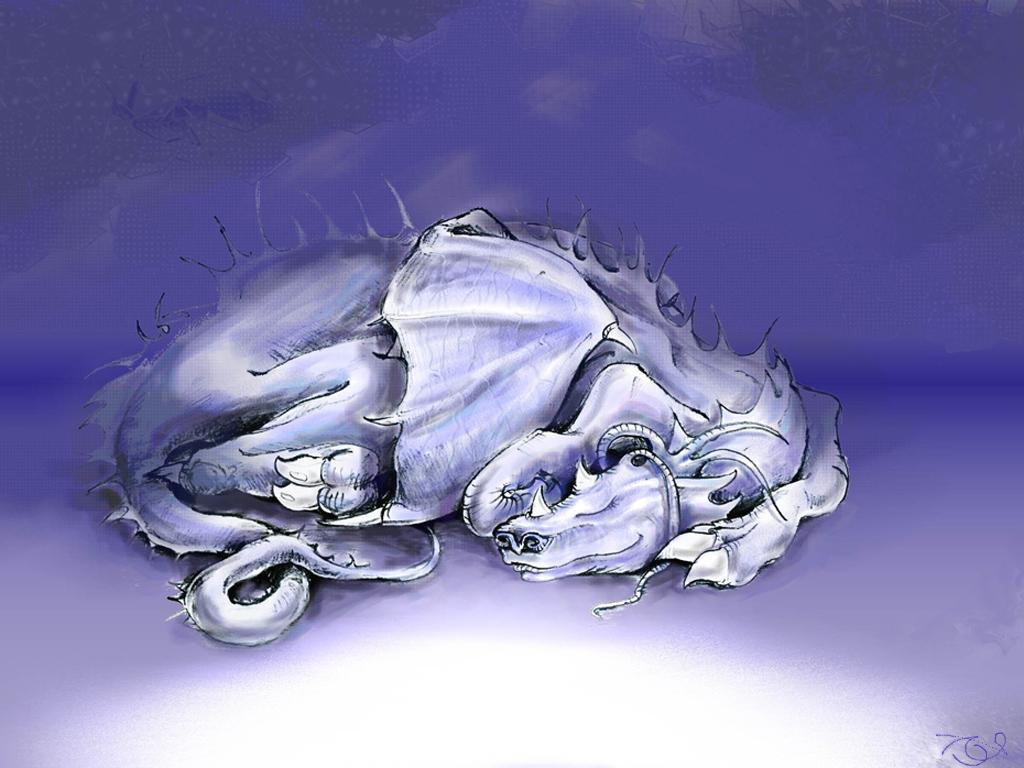 Школа спящего дракона.